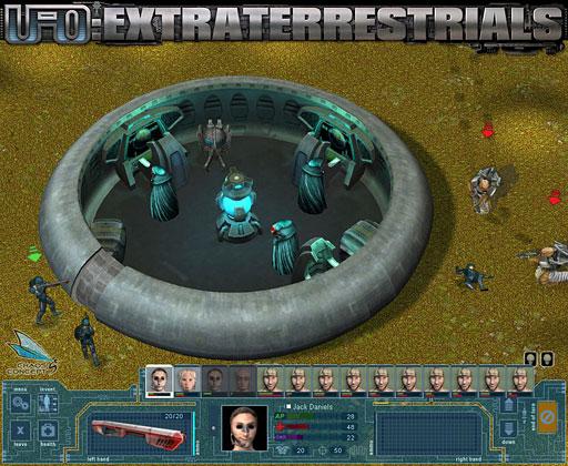 UFO: Extraterrestrials - [5] :: Strategy :: Компьютерный форум Ru ...