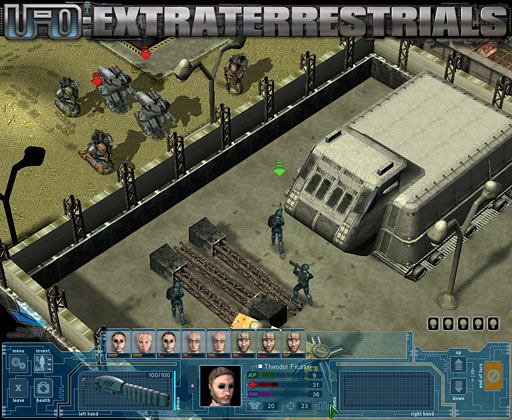 UFO: Extraterrestrials - [4] :: Strategy :: Компьютерный форум Ru ...