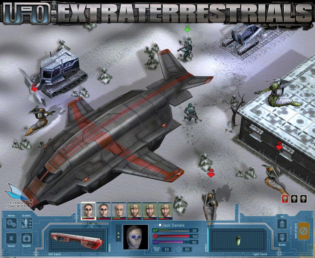 Ufo: возмездие - новая игра в знаменитой серии ufo